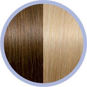 Afbeelding van Di Biase Hair Weft - natural straight - 50cm - #12/DB2