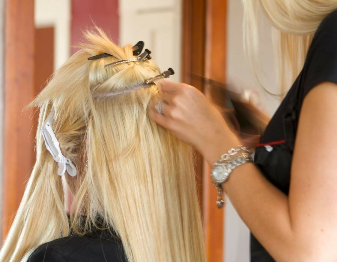 Afbeelding van Training hairextensions (verlenging en volume)