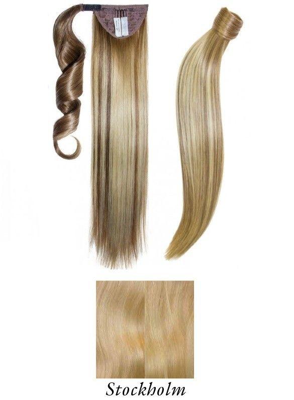 Afbeelding van Balmain Catwalk Ponytail - Soft Curl - 50cm - Stockholm
