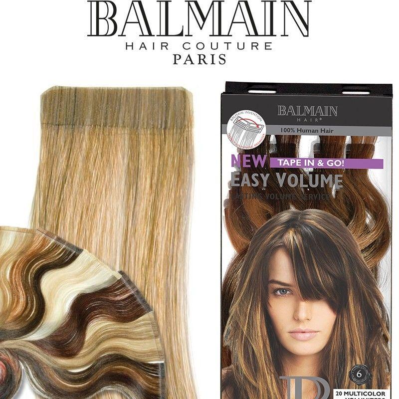 Balmain Clip Tape Hair Extensions Hair Extensions Richardson