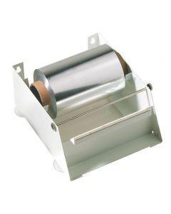 Aluminiumfolie dispenser, metaal enkel 250/150 m