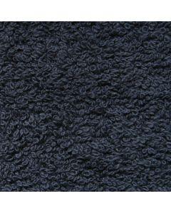 Handdoek zwart 50x90 cm