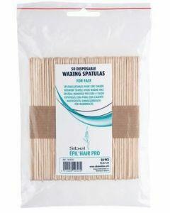 Sinelco Epil'Hair Pro Wegwerpspatels 50st 113x10x2mm