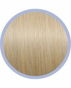 Euro So.Cap. Natural Curly Extensions Lichtblond 20 25x50-55cm