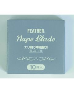 Feather Nape 1x10 mesjes
