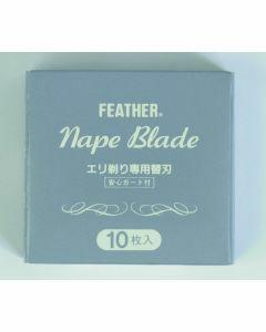 Feather Nape 10x10 mesjes