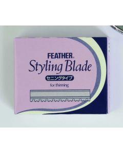 Feather TH uitdun 5x10 mesjes