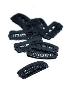 Clips zwart