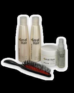 Great Hair Verzorgingspakket