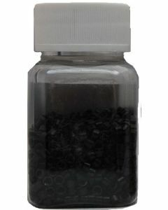 Microrings zwart (500 stuks) met silikonen