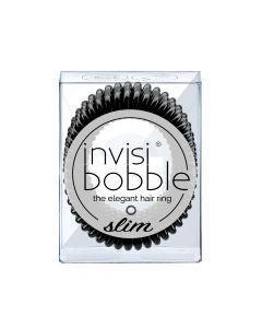 Invisibobble SLIM true black 3st