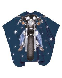 Trend-Design Kinder Kapmantel Easy Rider hooks 130x125cm
