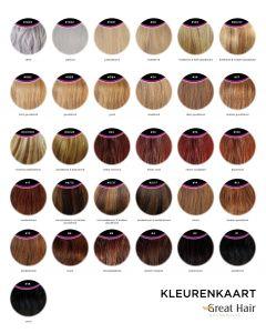Great Hair Kleursample