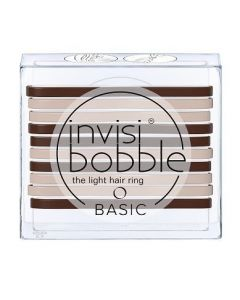 Invisibobble Basic Mocca And Cream 10st.