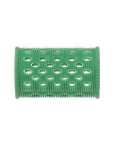 Sibel Formlockkruller groen kort +  naalden