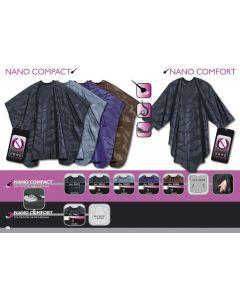 Trend-Design Kapmantel Nano Comfort Zwart 205x205cm
