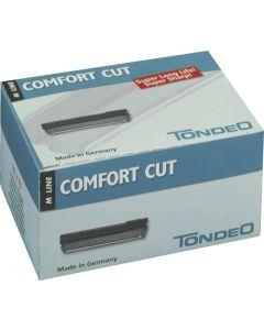 Tondeo Comfort Cut Klingen 10x10
