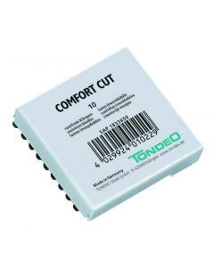 Tondeo Comfort Cut Klingen 1x10