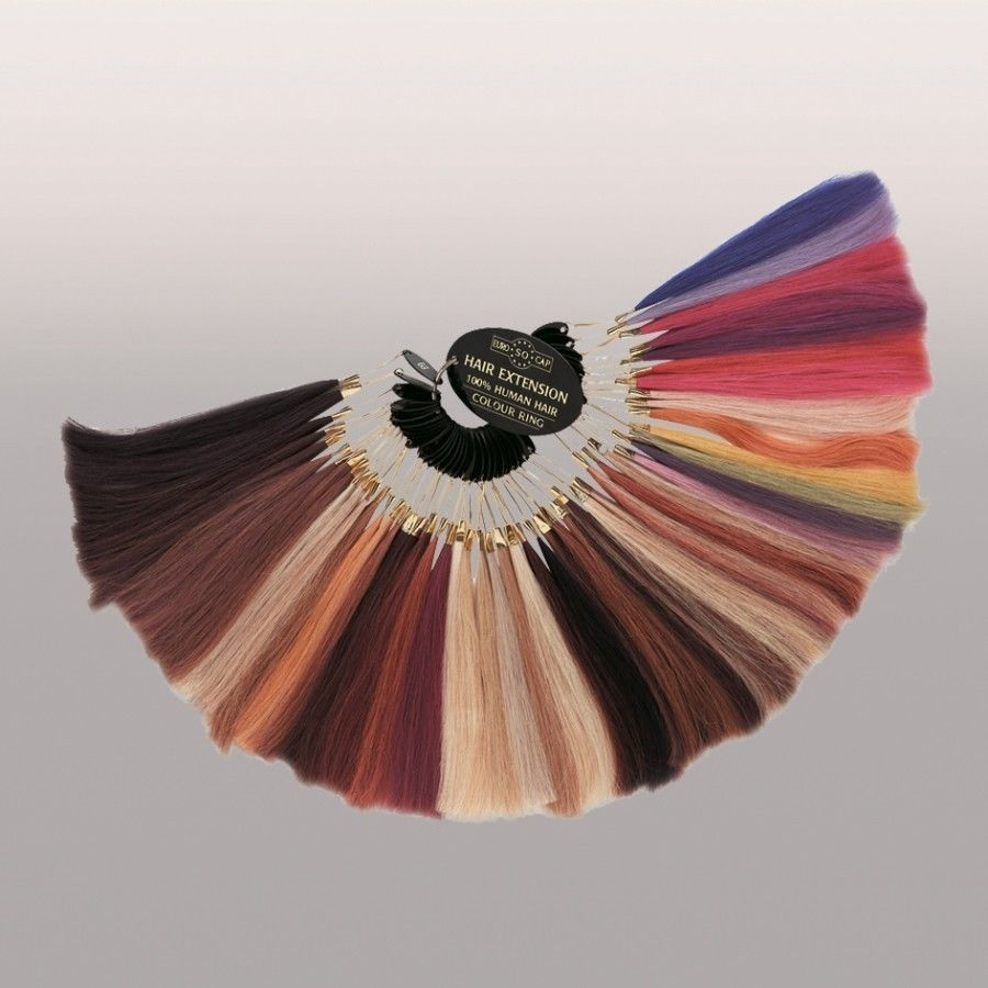 Afbeelding van SoCap Extensions - kleurenring Human Hair