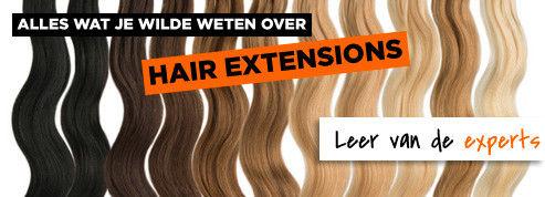 Alles wat je wilde weten over hairextensions